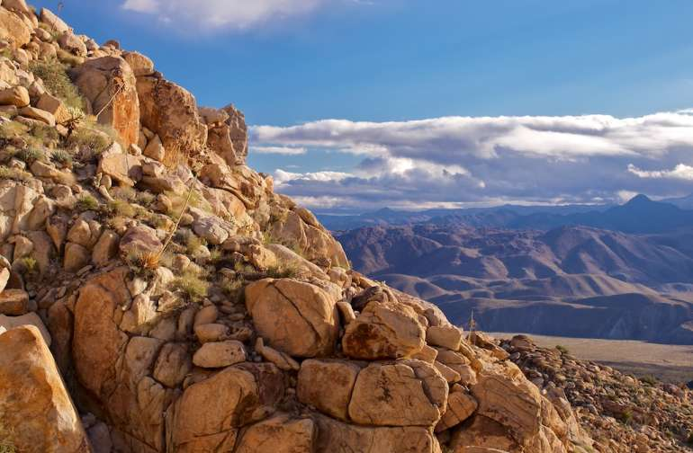 this was taken from the top of one of the BLM mountains I hiked up 2 years ago.