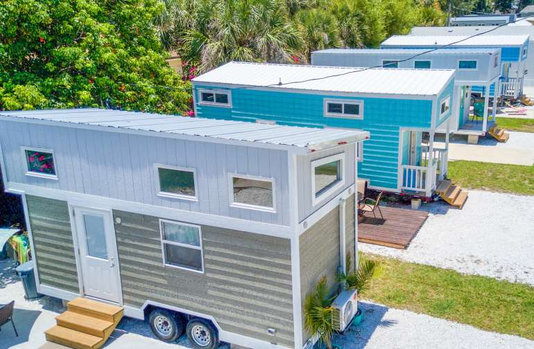 Our Tiny House Block