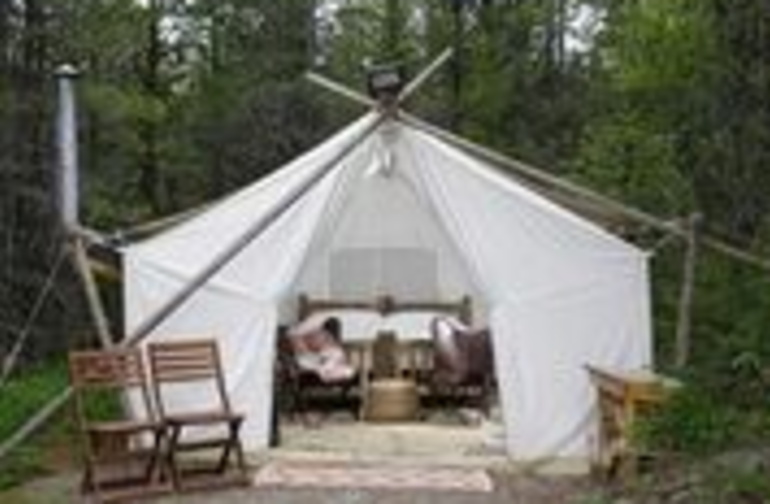 Rushmore Safari 4 Twin Beds