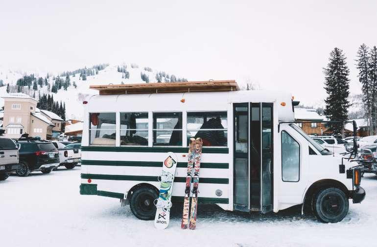 The perfect ski trip