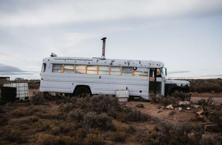 lodging vehicle