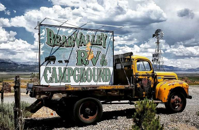 Bear Valley RV Campground