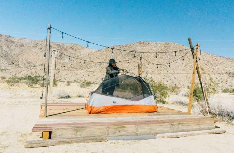 Copper Mountain Camp