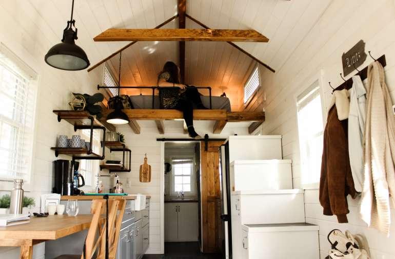 lodging tiny house