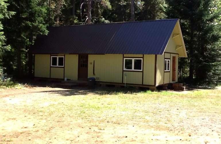 Wyman campground!