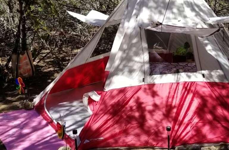 ♀Holistic Camping ♀