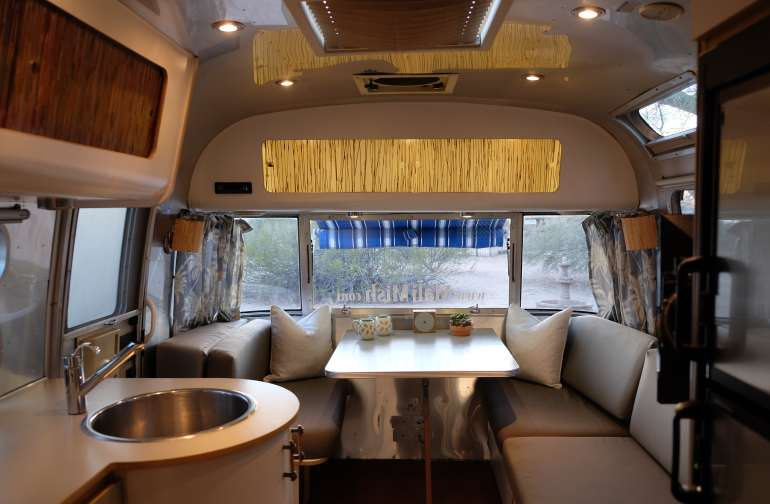 Airstream Tiny Living