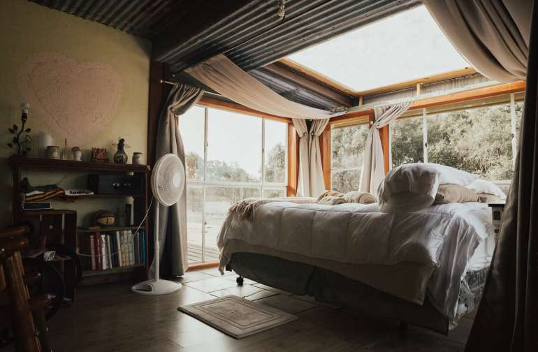 Celestial Star Master bedroom