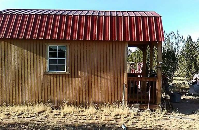 Secluded Cabin on 1.6 Acres