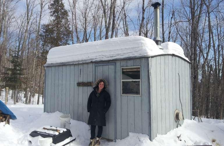 Long Haul Homestead Tiny House!