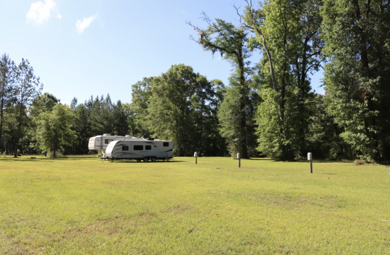 White Bluff RV Sites