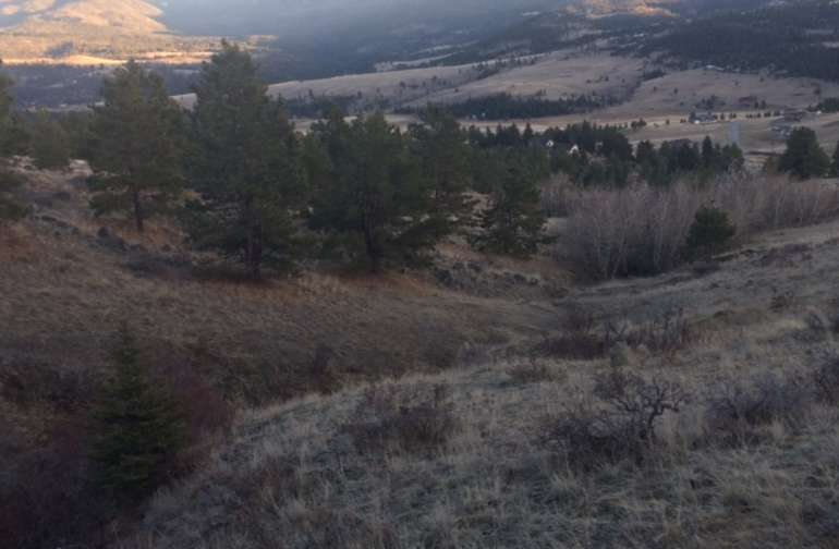 Sweeping View Of Elkhorn Mountains
