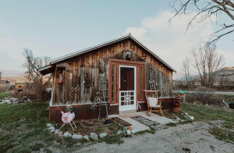Fun Cabin on Horse Sanctuary