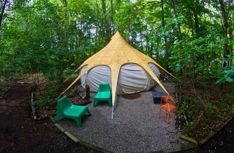 Glamping Camp for 16/24 folks