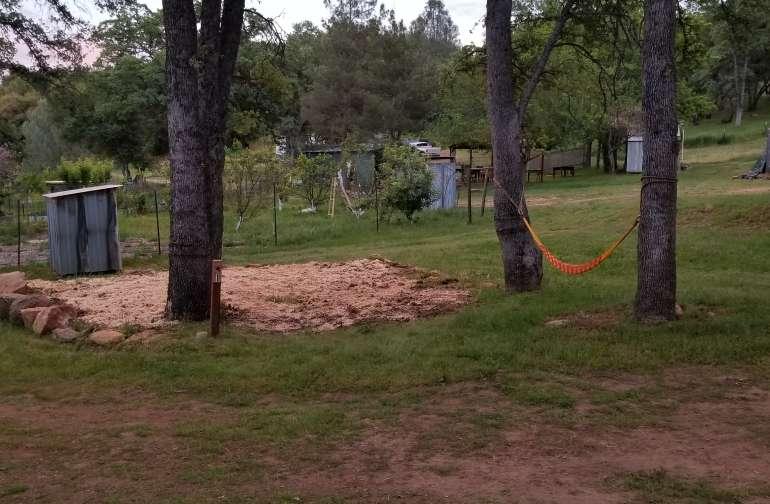 Sanctuary of the Oaks site # 1.