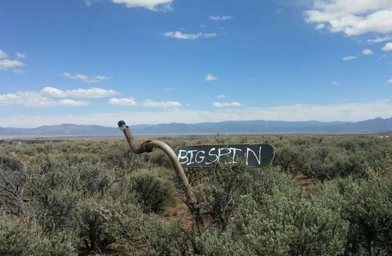 Big Spin Ranch; Taos, New Mexico