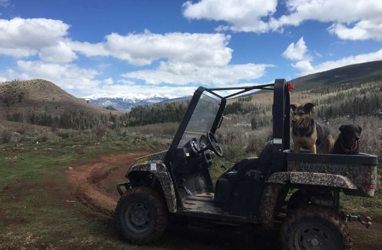 Vail Valley Backcountry Access RVs