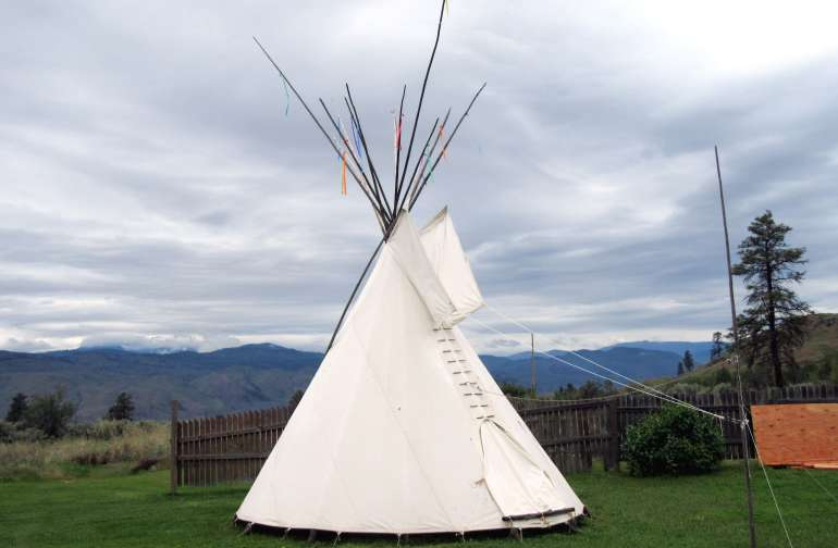 Eagles' Nest Tipi