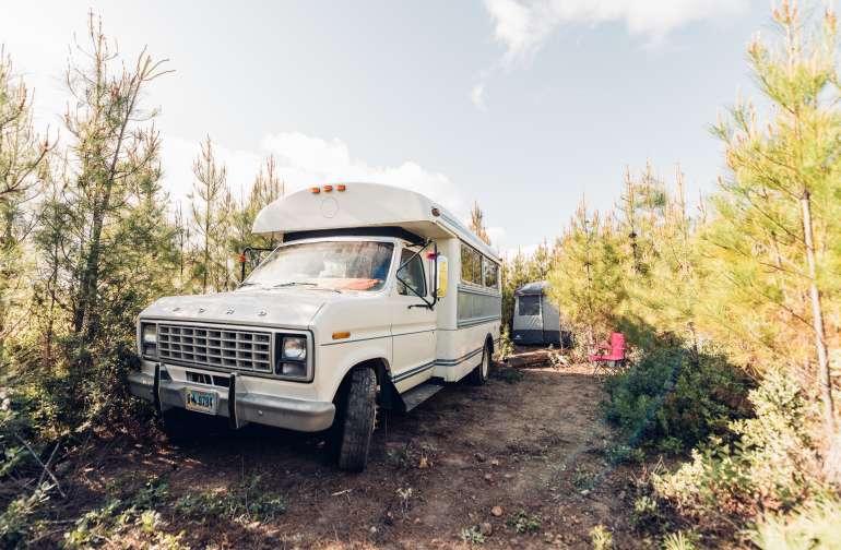 forest rv lodging