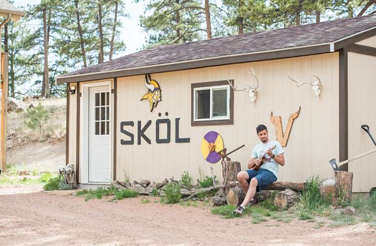 The days at Skol are easy and relaxing.