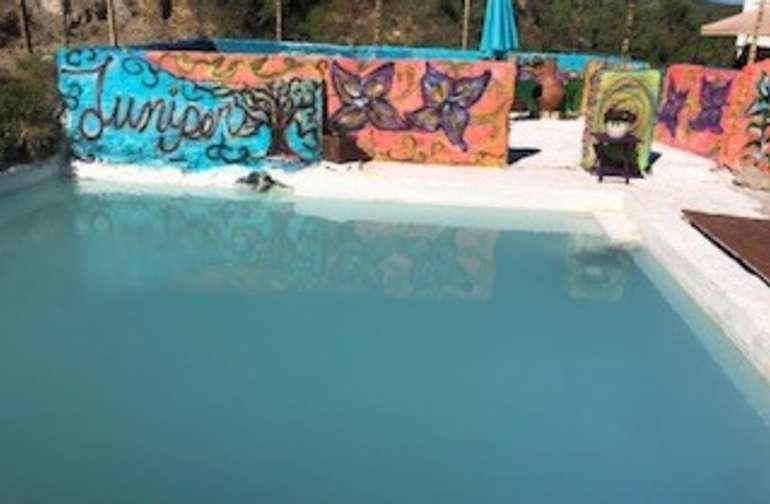 Mineral Pool at Juniper Hot Springs