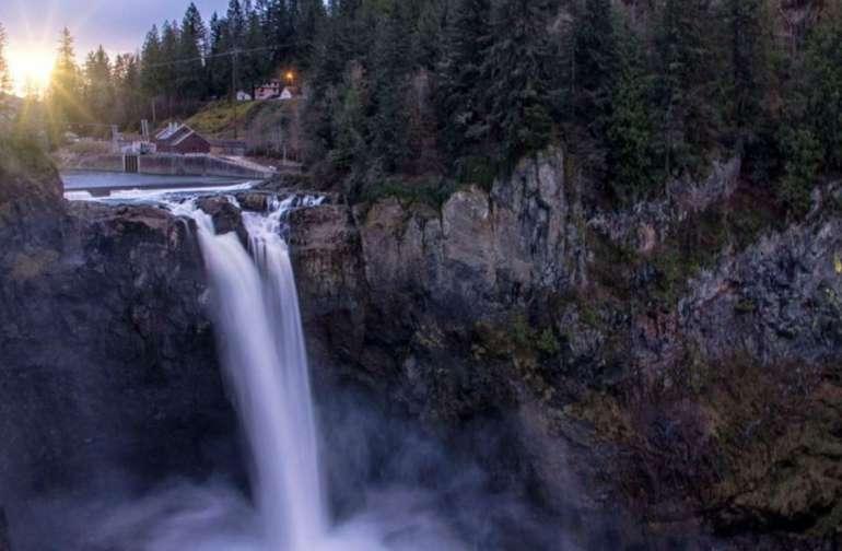 Rancho Laguna @ Snoqualmie Falls