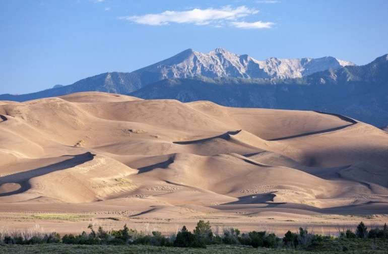 The Great Sand Dunes M