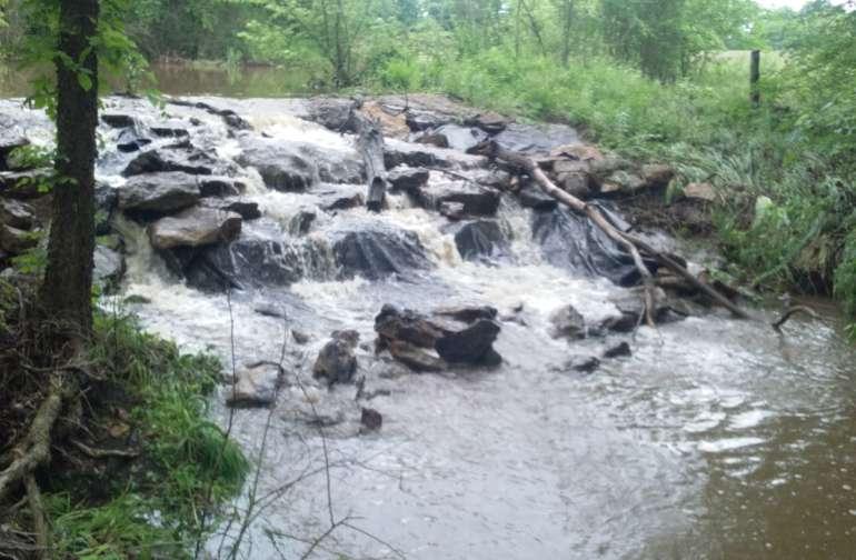 Main City Falls