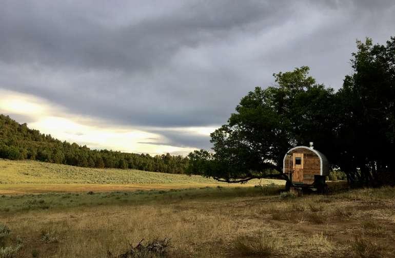 Green Sheep camp.