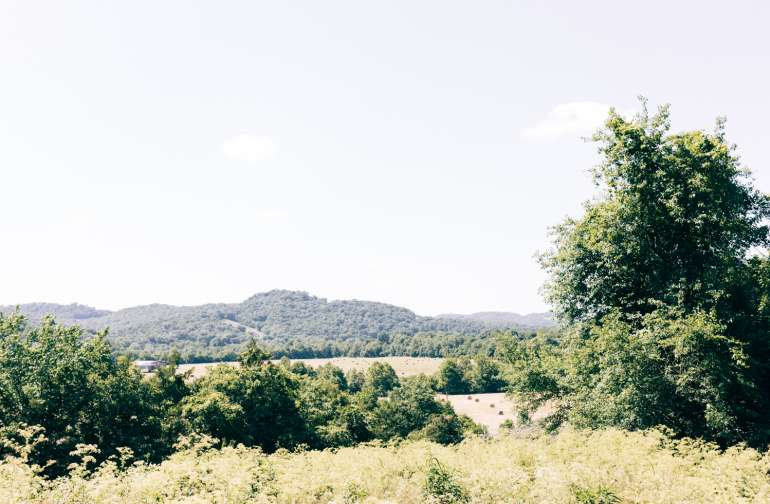 Views from The Knoll overlook