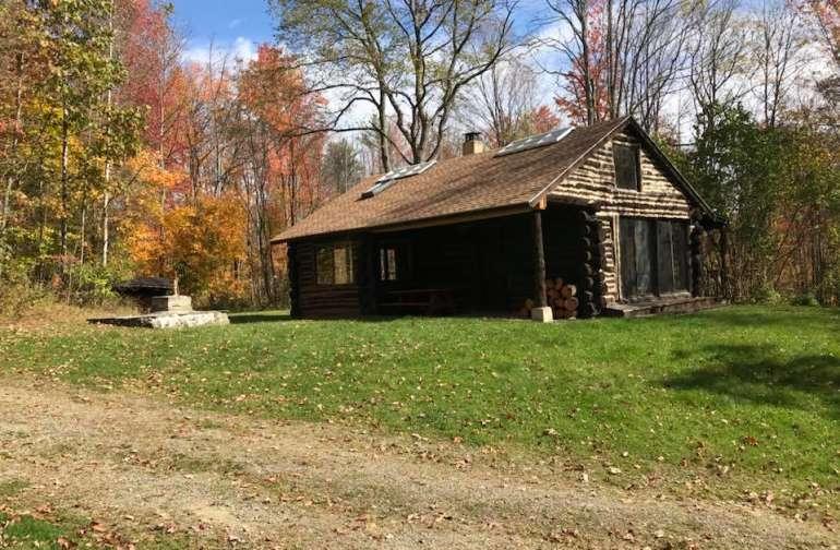 Round Top Retreat cabin