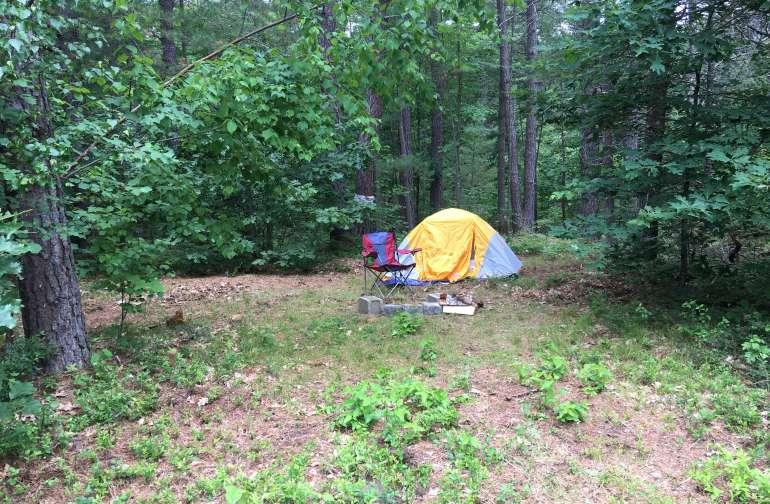 Turkey Trail Tenting