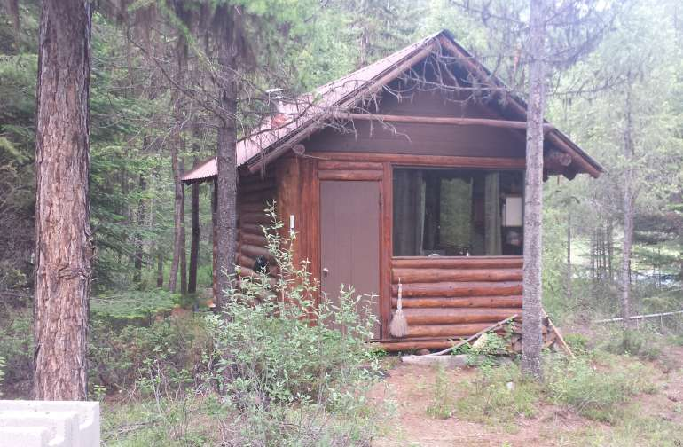 River Cabin at Iron Horse Forest