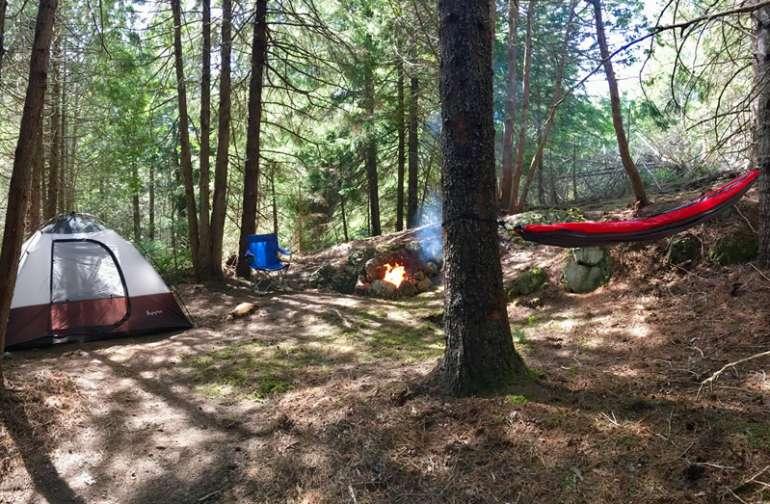 Acadia East Campground Thunder Hole