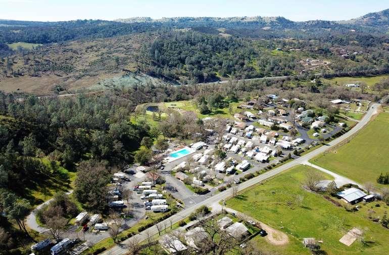 Tent+RV Camping-Historic Gold Mine!