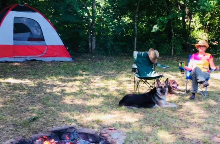 Campsite One