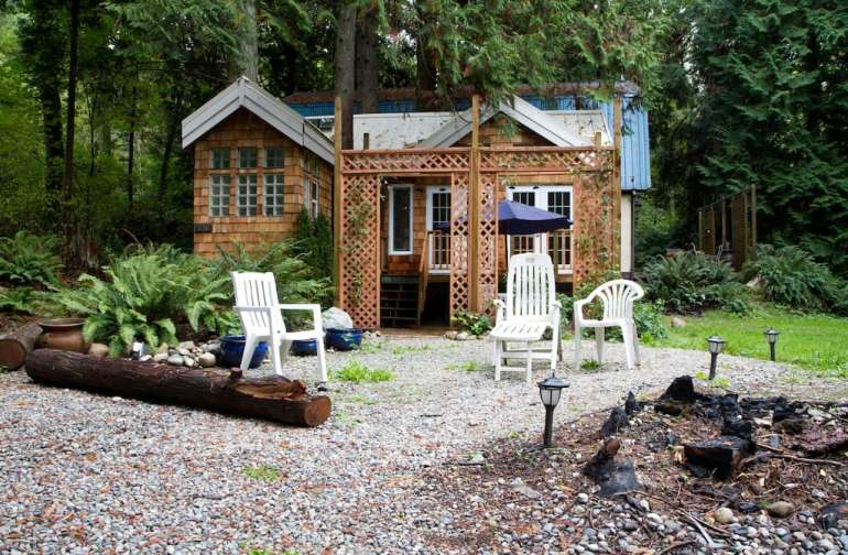 Serenity Cottage At Lily Point