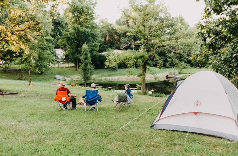 tent people group