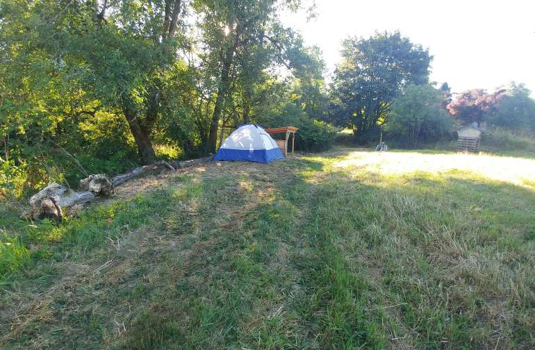 Camping with Staley Farms