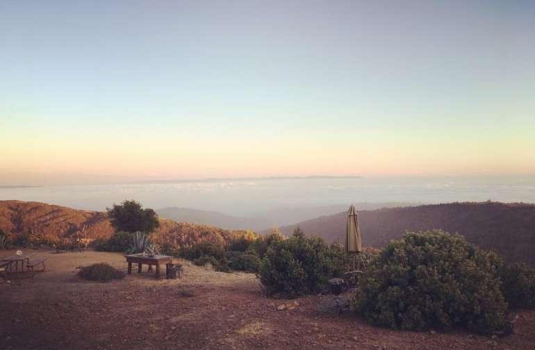 Zen Mountaintop Retreat: Lower Hill