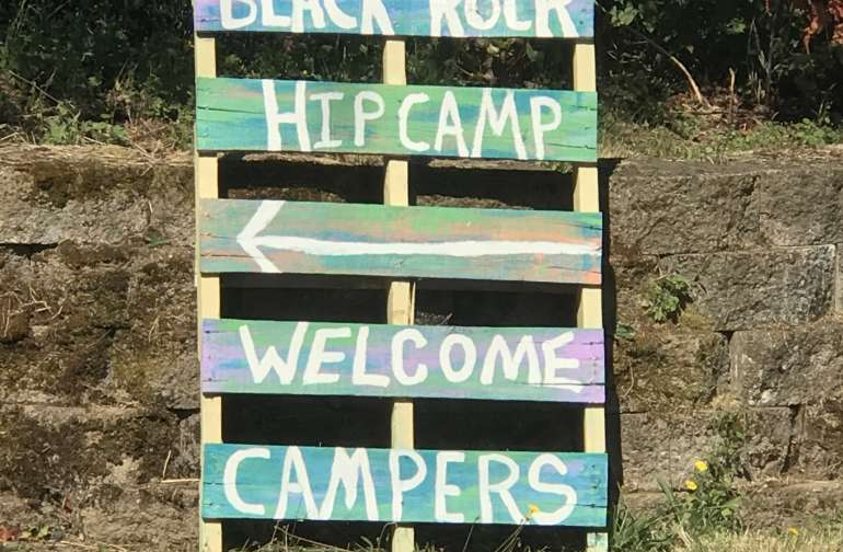 Welcome to Camp Black Rock
