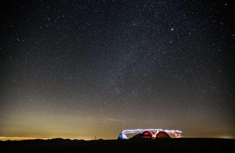 Moonlight Camp - Minutes from JTNP!