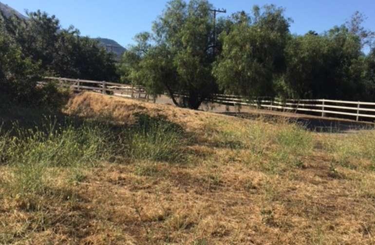 Camping at Rancho Los Padres