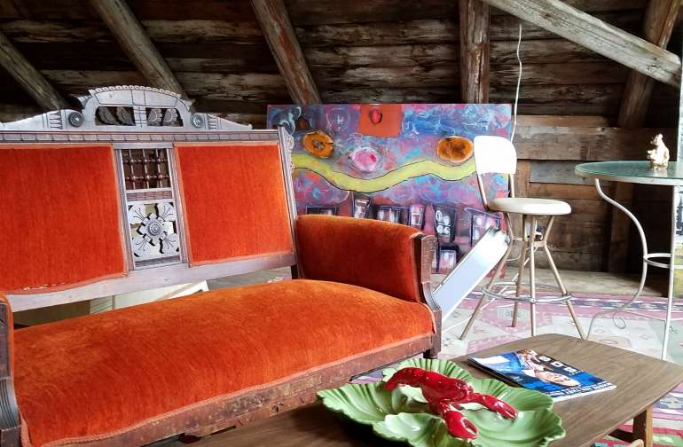 Fabulous and funky decor