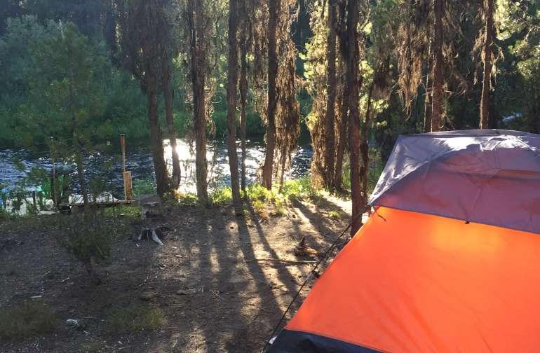Rainbow Campsite