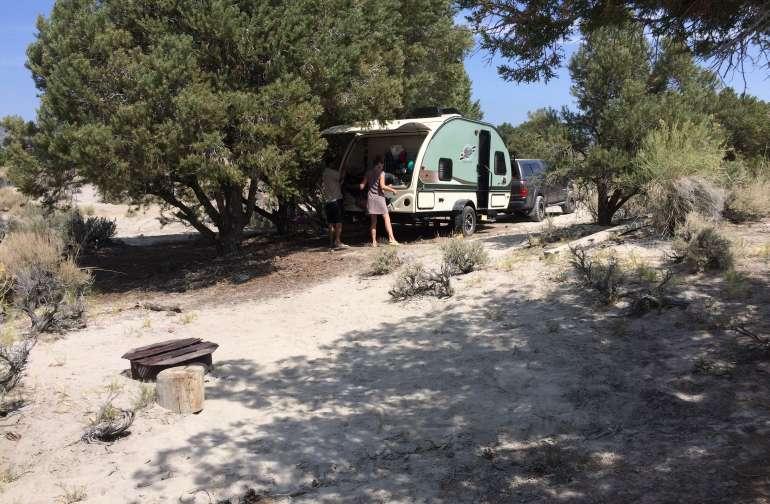 Piñon Camp