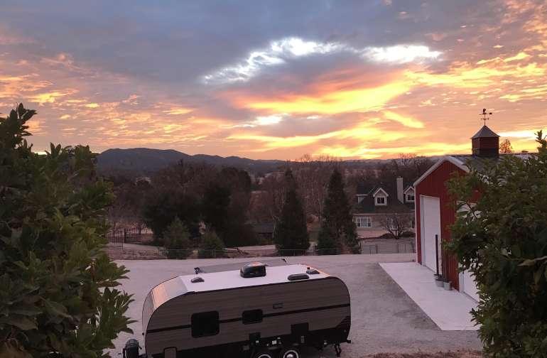 Retro Retreat Camper