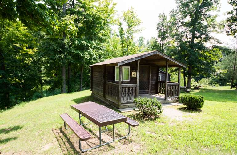 Bill Monroe's Cabins & Campground