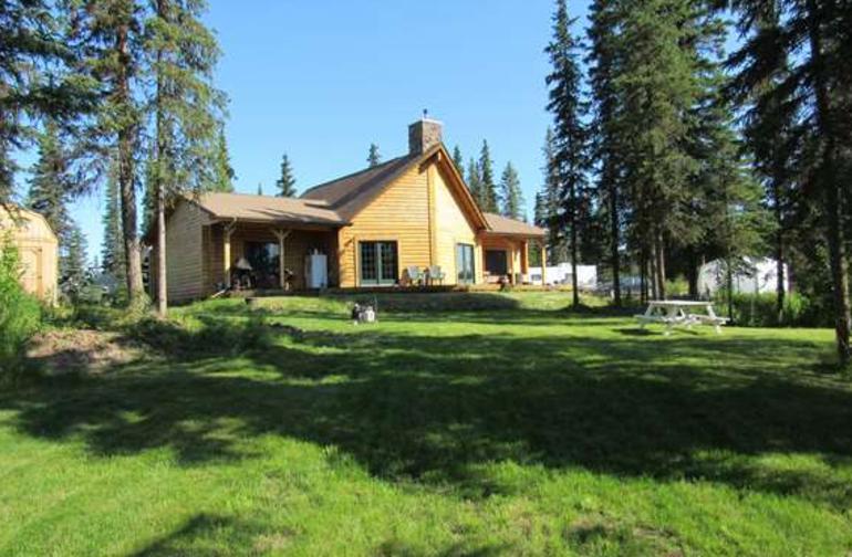 Peninsula camp