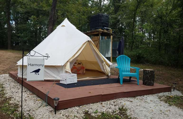 Harmony Glamping Tent